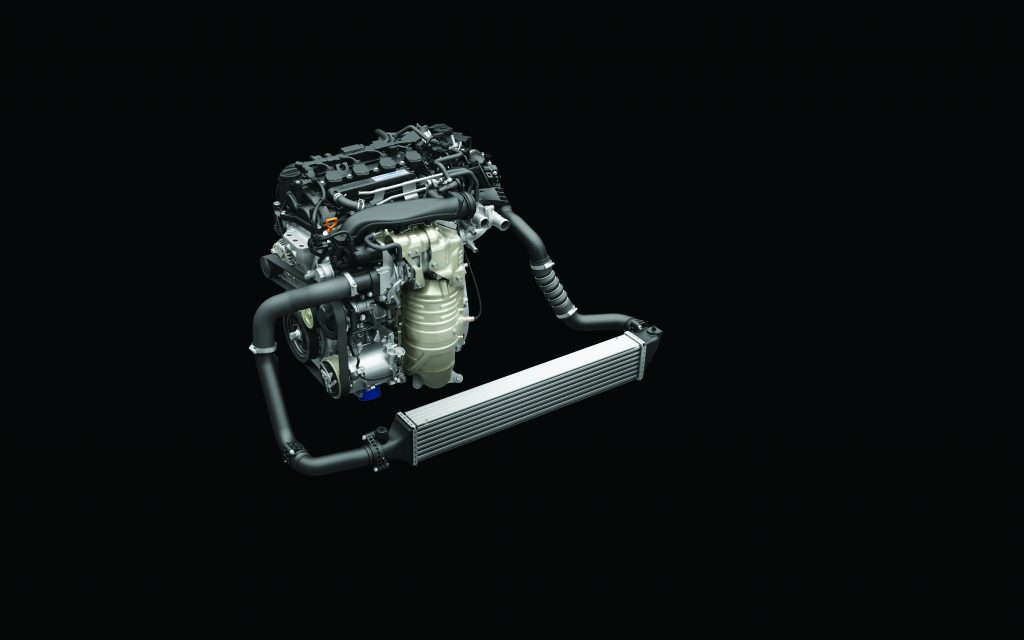 1.5L VTEC TURBO Extend
