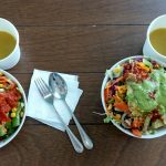 ChimiChurri salad bowls, RM9.90 lunch set meal