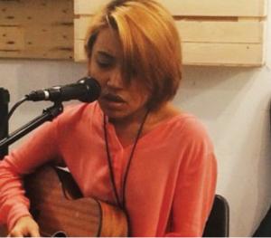 Suzie Zaharuddin, singer
