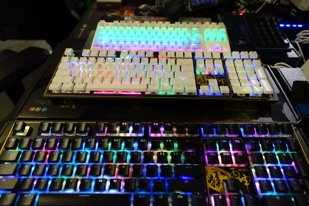 Ducky Mechanical Keyboards