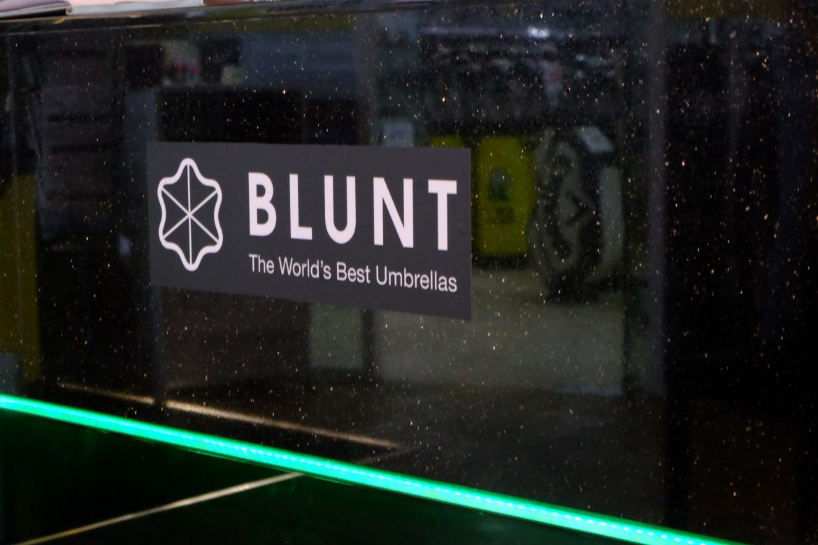 Blunt Umbrellas An International Umbrella Company Known To Produce The World S Strongest Has Arrived In Malaysia And Opened Its First Ever