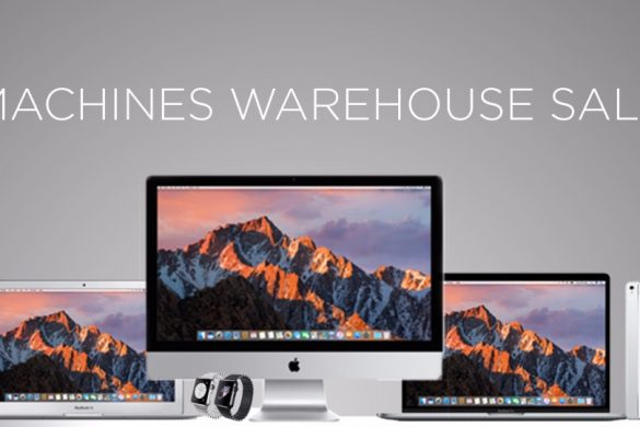 Feature image Machines warehouse