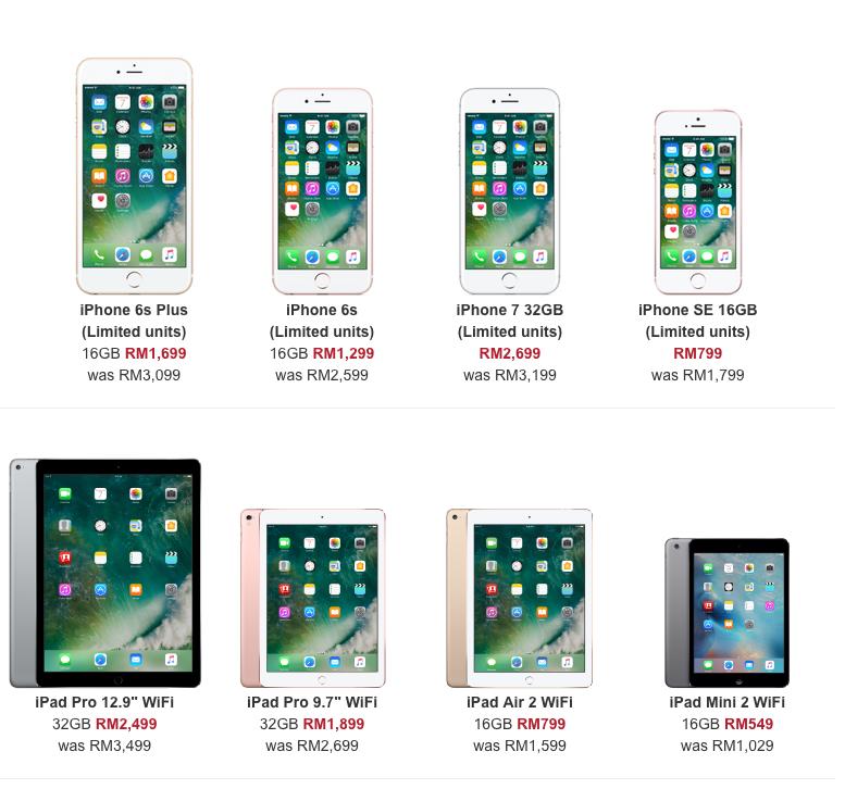 iPhones Machines