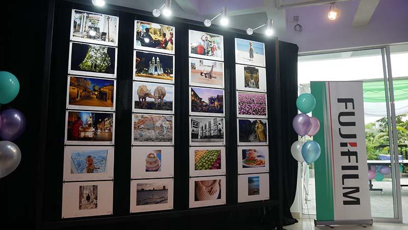 Fujifilm Summer Party Photo Exhibition