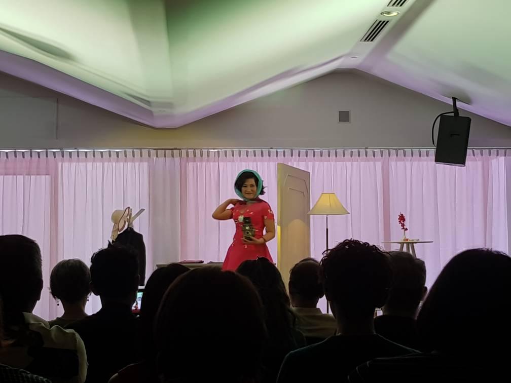 Nanyang Songstress, Yudi Yap