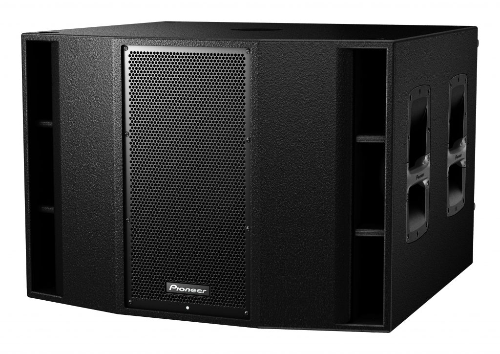 Pioneer's XPRS215S