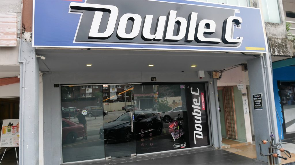 Double C in SS15, Subang Jaya