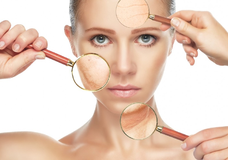Dry skin can lead to multiple skin problems.