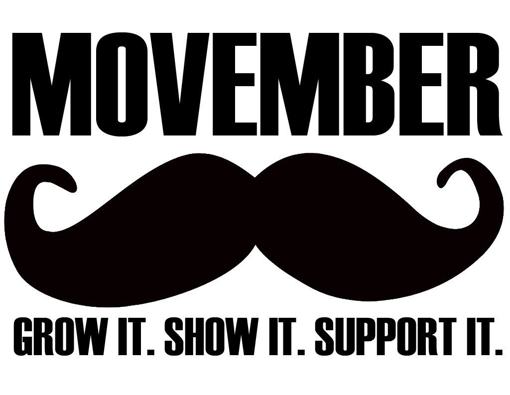 The Movember Logo