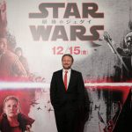 TOKYO, JAPAN - DECEMBER 06:  Director Rian Johnson attends the 'Star Wars: The Last Jedi' Japan Premiere & Red Carpet at Roppongi Hills on December 6, 2017 in Tokyo, Japan.  (Photo by Christopher Jue/Getty Images for Disney)