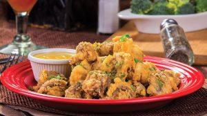 Fried Mushrooms (1)