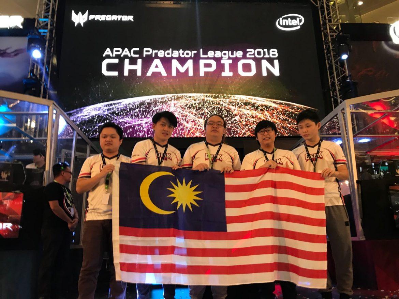 IMG_6370 - APAC Predator League Champion - Geek Fam from Malaysia