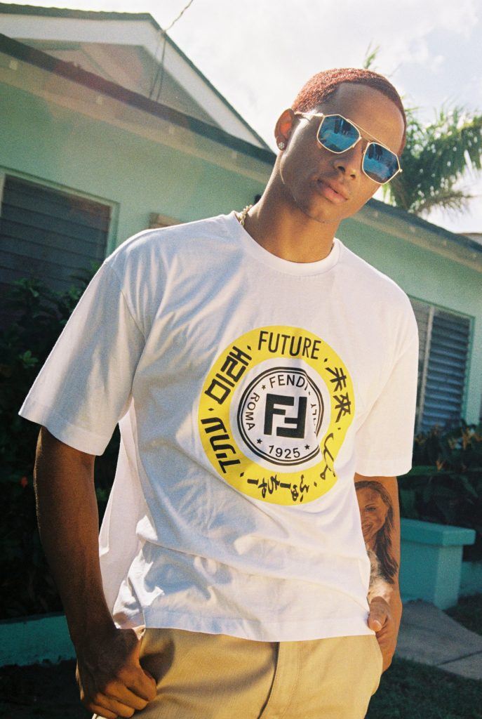 05_FISFORFENDI_Cordell Broadus wearing The Ring of The Future t-shirt