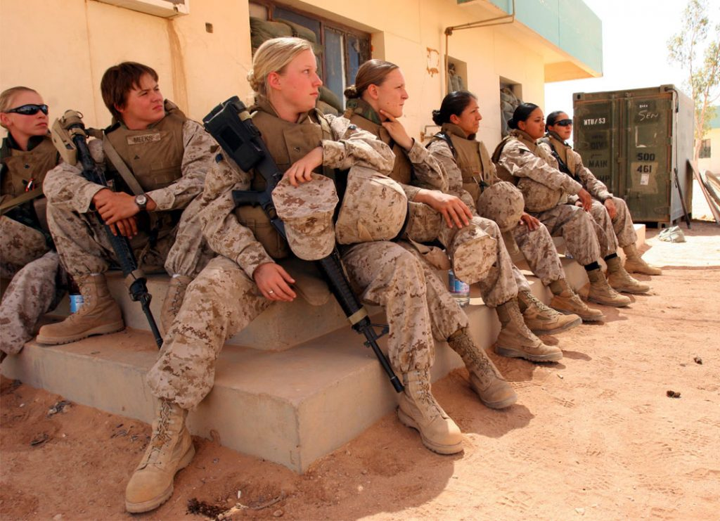 Job-satisfaction-of-women-in-the-military