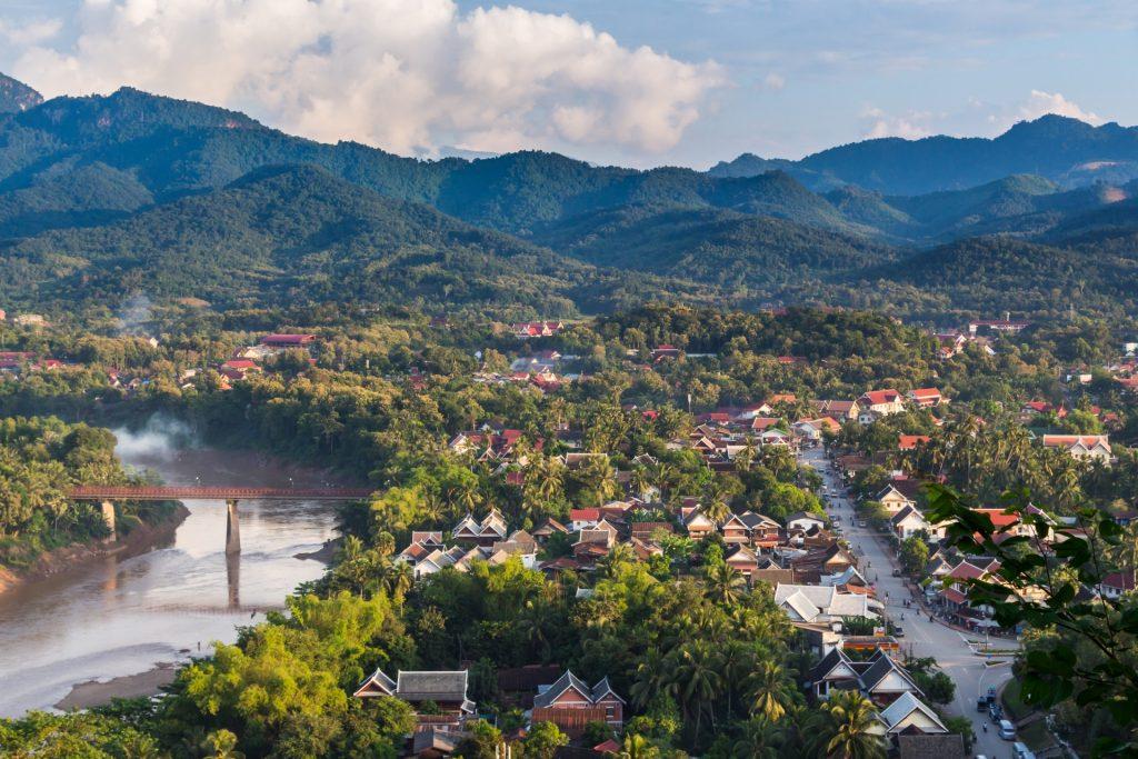 Books not Bombs, Laos