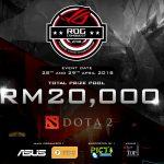 KV- ROG Conquest, Penang State Championship 2018