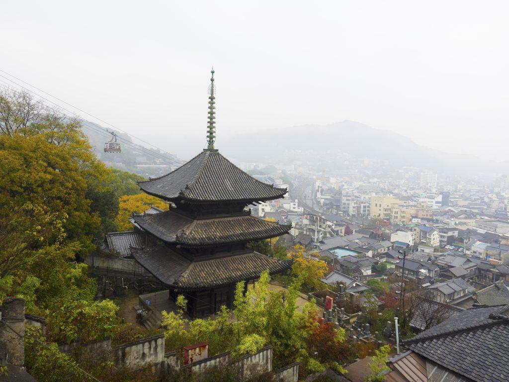 Onomichi Pagoda