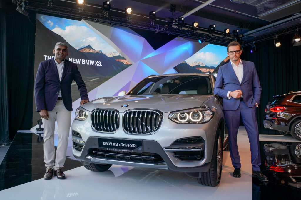 The All-New BMW X3 (1)
