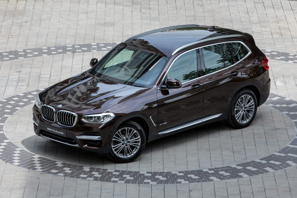 The All-New BMW X3 (23)