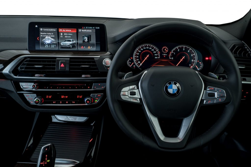 The All-New BMW X3 (33)