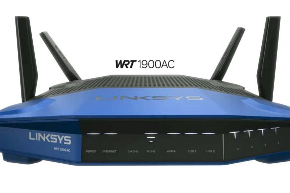 main router