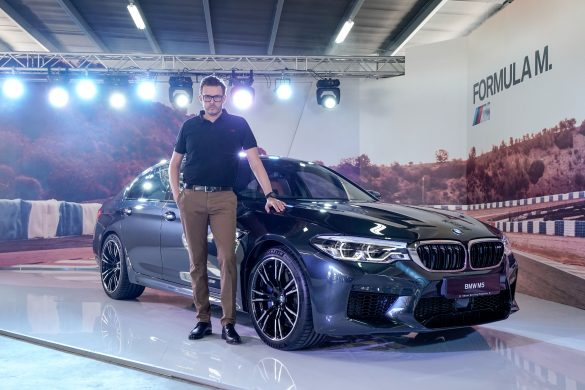 2. The New BMW M5