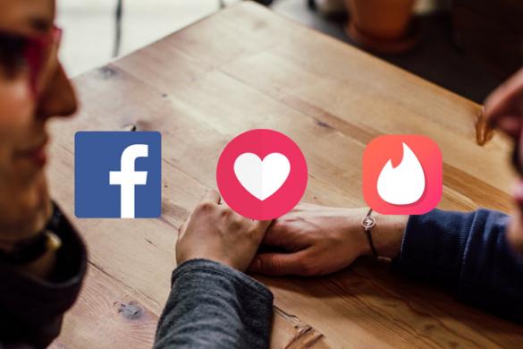 Facebook-tinder