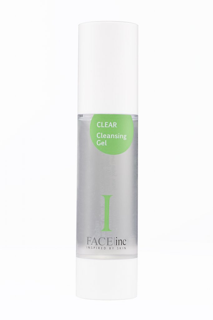 The Face Inc Cleansing Gel