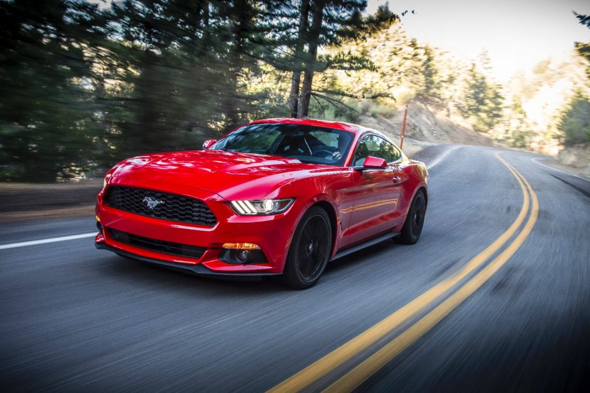 Ford Mustang Is World\'s Best-Selling Sports Coupe For The Third Year ...