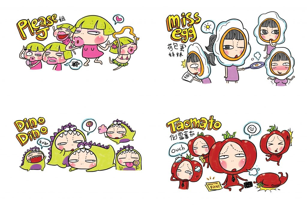 Pocotee Booklet-Characters02
