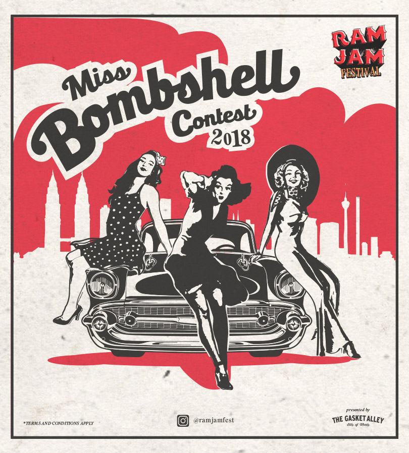 Miss Bombshell Contest 2018