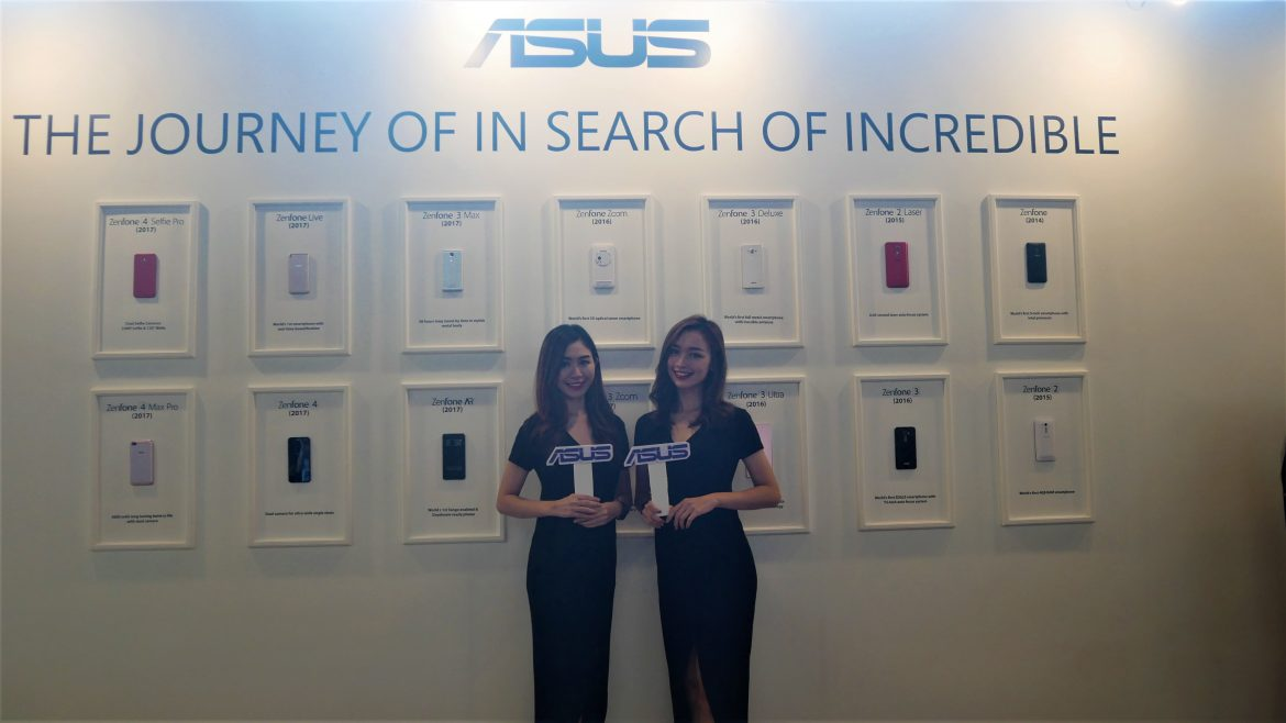 ASUS Officially Launched All New ZenFone 5 and Announces