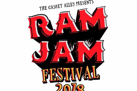Ram Jam Festival 2018 Official Logo