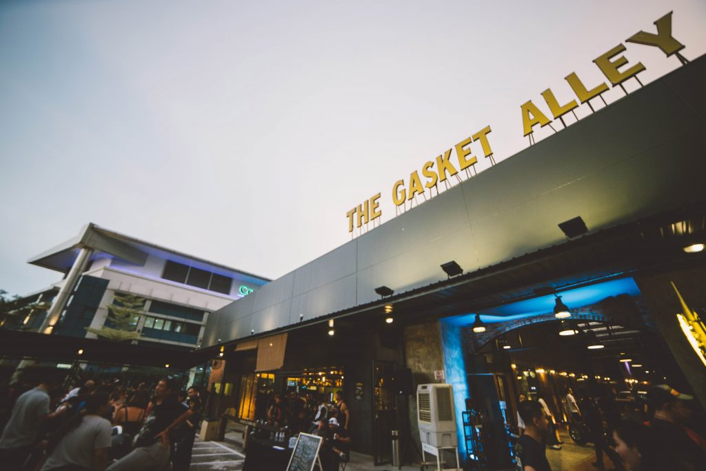 The Gasket Alley