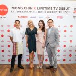 IMAGE 2 - From left - Kelvin del Rosario, Head Barista, Juan Valdez Cafe; Nana Al Haleq, Malaysia's female fitness celebrity; Yeoh Mong Chin, popular beauty influencer and Patrick Lim, Head of Corporate