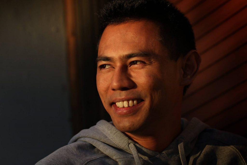 Malaysian Nomad, Zahariz Khuzaimah