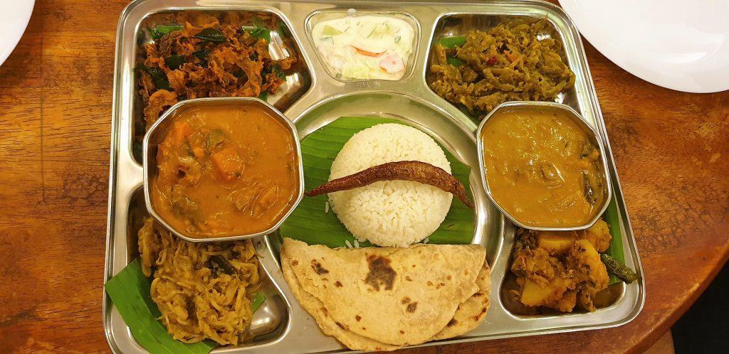 fierce thali