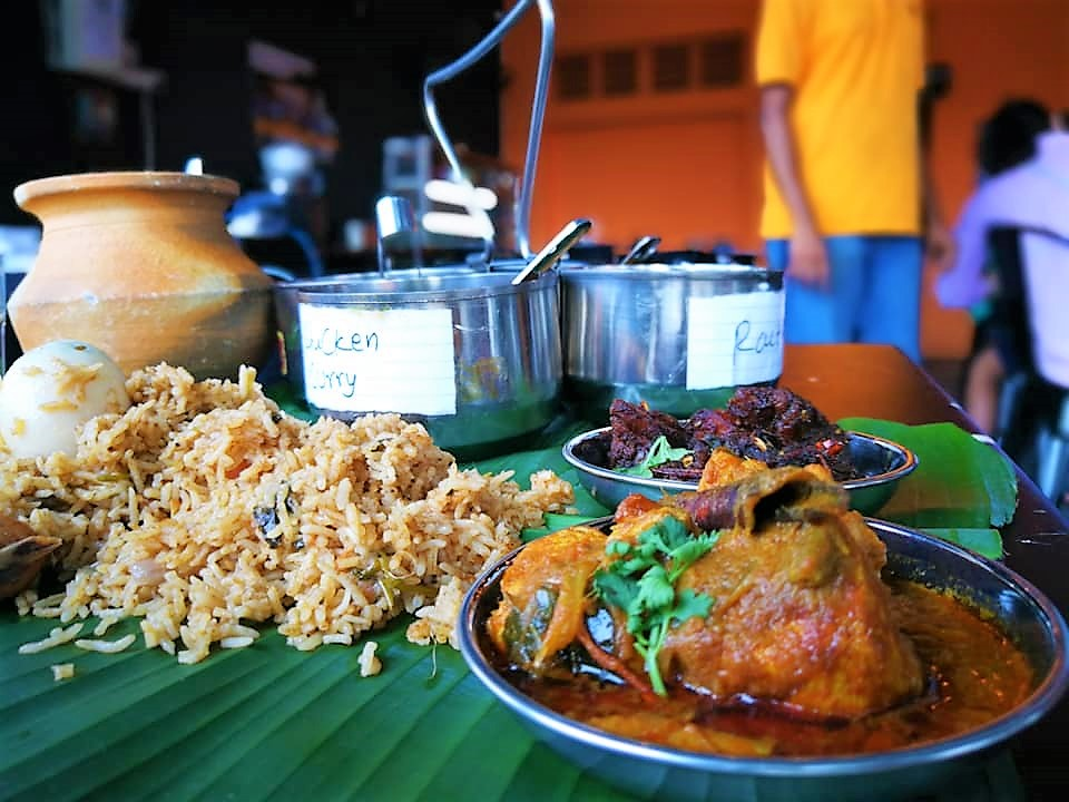 Image via Masala Wheels Facebook. You have the option to top up Chicken sides one plate RM 6 Mutton sides one plate RM 8