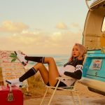 Hyolyn in PUMA Cali collection 1