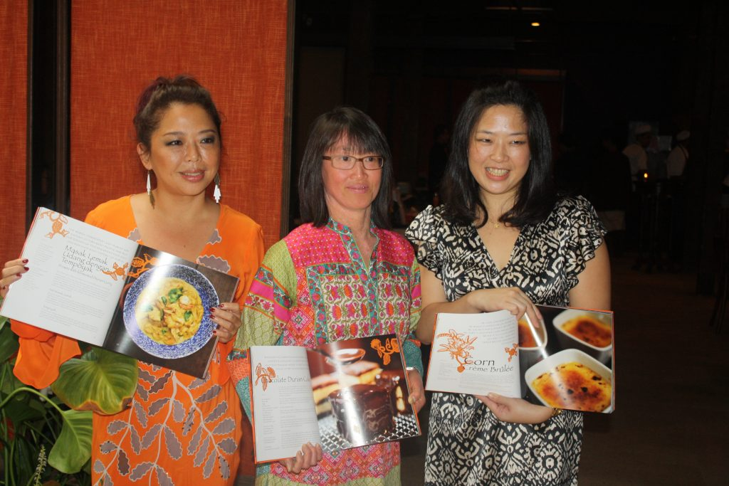 Owners of Bijan from left to right - Lissa Yeoh, Szeto Yuen Yin & Yeoh Way Cheng