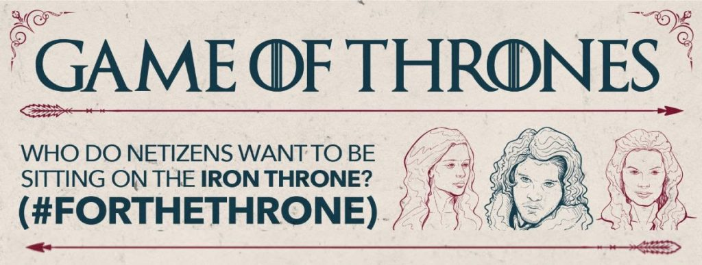 #ForTheThrone: Malaysians and Singaporeans Predict The Final Seasons of Game of Thrones