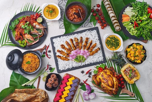 Mosaic @ Mandarin Oriental, Kuala Lumpur
