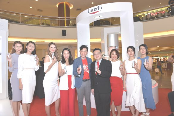 5. The official launch of Eucerin UltraWHITE+ SPOTLESS (2)