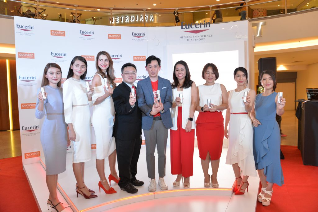 6. The official launch of Eucerin UltraWHITE+ Spotless (3)