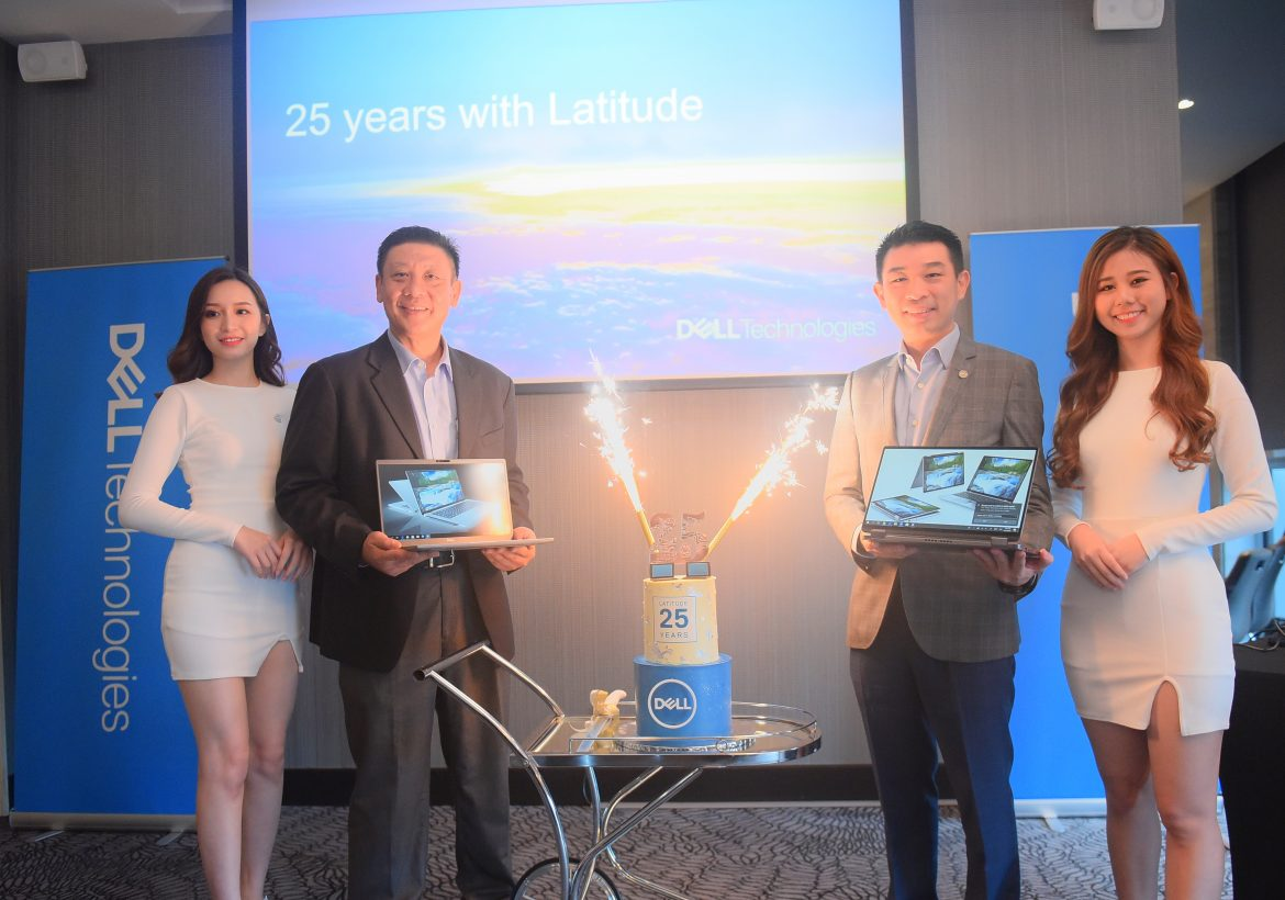 Dell Latitude & Unified Workspace Launch 1