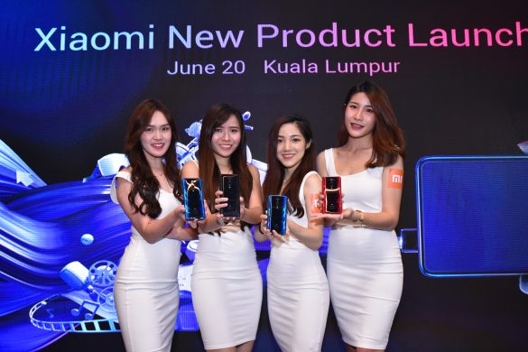 Xiaomi product launch Mi 9T_2