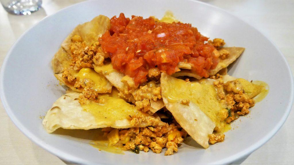 orale chicken nachos