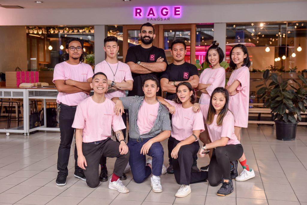 The RAGE Team