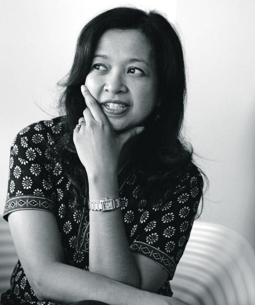 Datin Paduka Marina binti Mahathir, image via TODAYonline