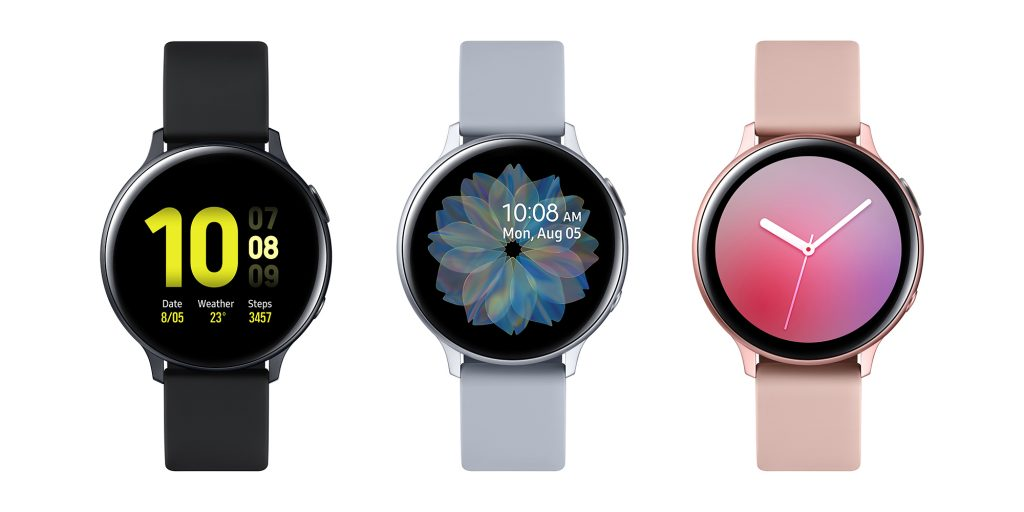 Galaxy Watch Active2 Aluminum 40mm